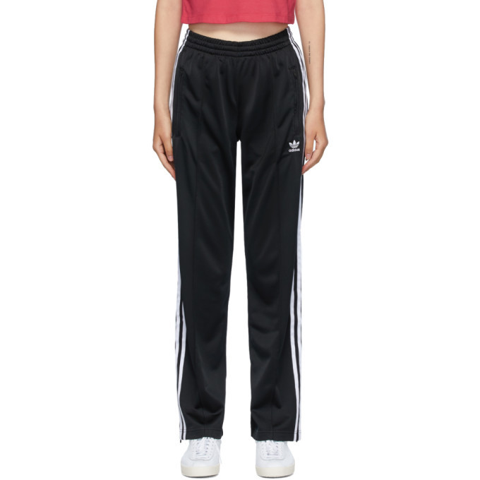 Photo: adidas Originals Black Firebird Track Pants