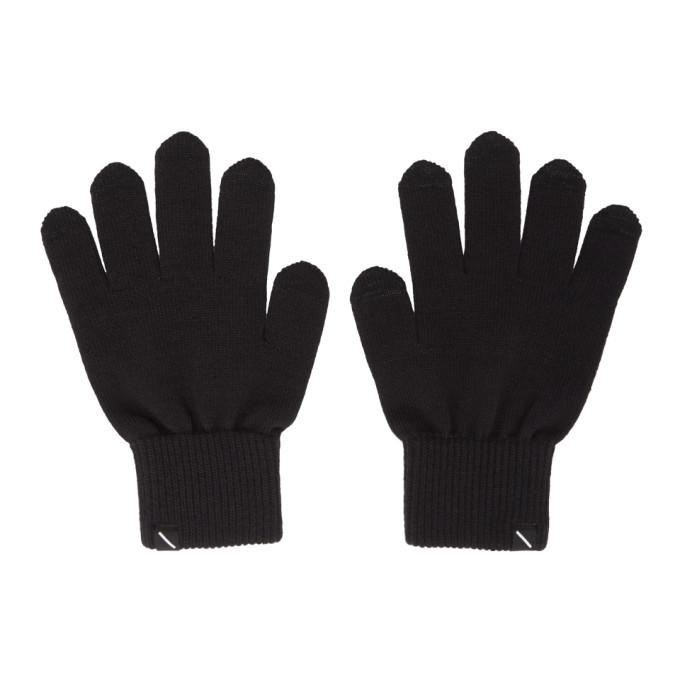 Photo: Saturdays NYC Black Dylan Gloves