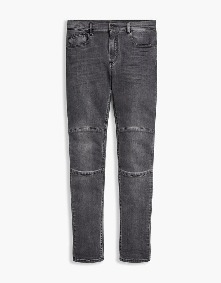 Belstaff Tattenhall Skinny Fit Trousers Man Grey