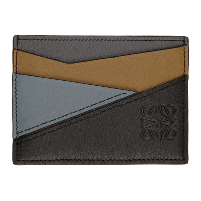 Photo: Loewe Multicolor Puzzle Card Holder