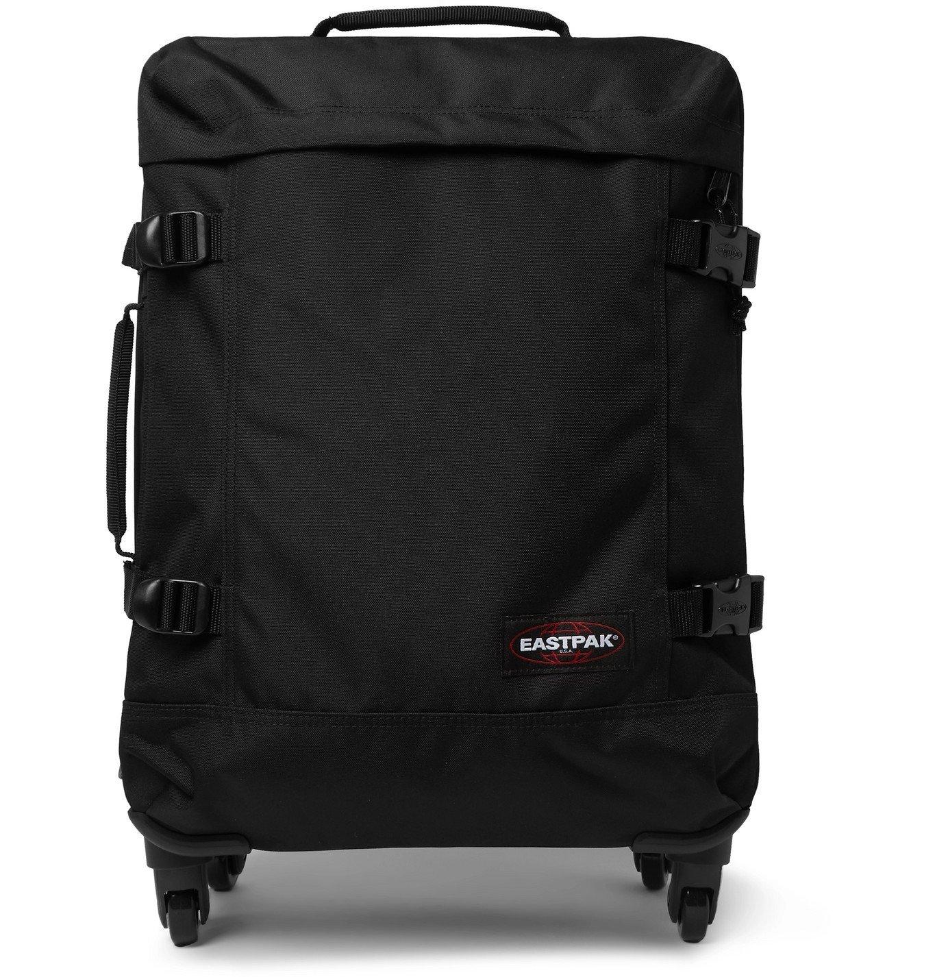 Photo: Eastpak - Trans4 Canvas Carry-On Suitcase - Black
