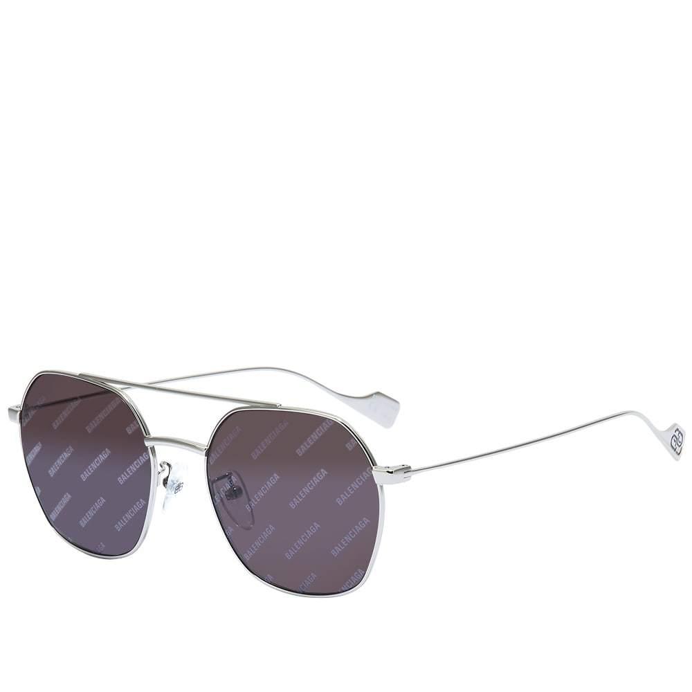 Photo: Balenciaga Ghost Sunglasses