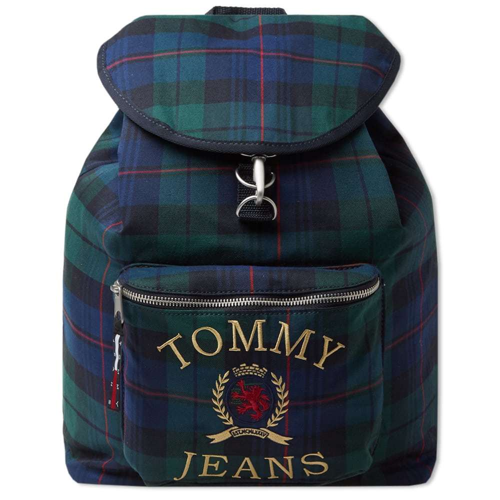 Photo: Tommy Jeans 6.0 Crest Heritage Backpack