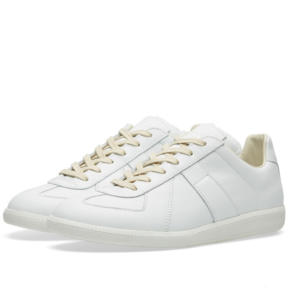 Photo: Maison Margiela 22 Replica Low Tonal Sneaker