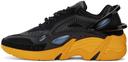 Raf Simons Black & Yellow Cylon-21 Sneakers