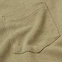 Sunspel - Riviera Slim-Fit Cotton-Mesh Polo Shirt - Men - Green