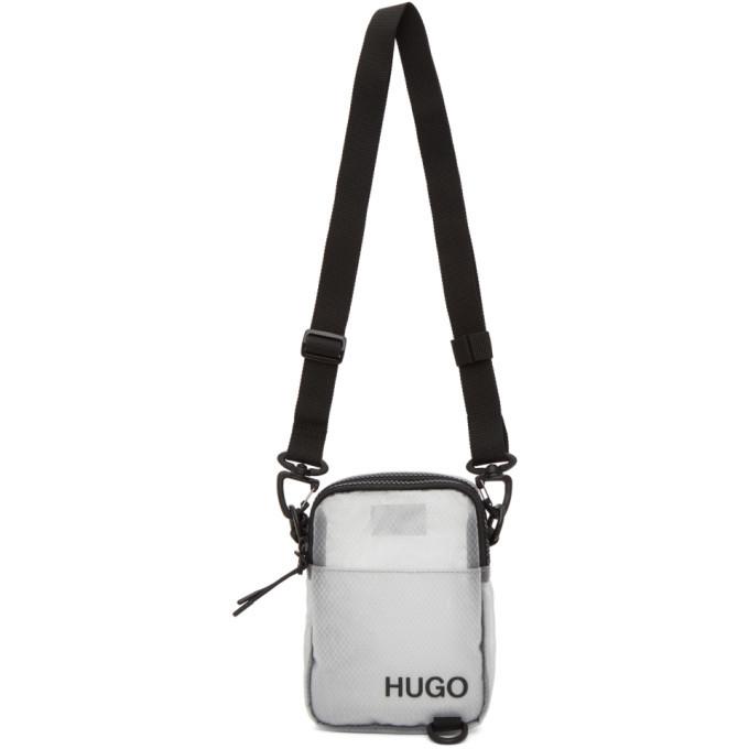 Photo: Hugo Grey Mini Cyber Bag