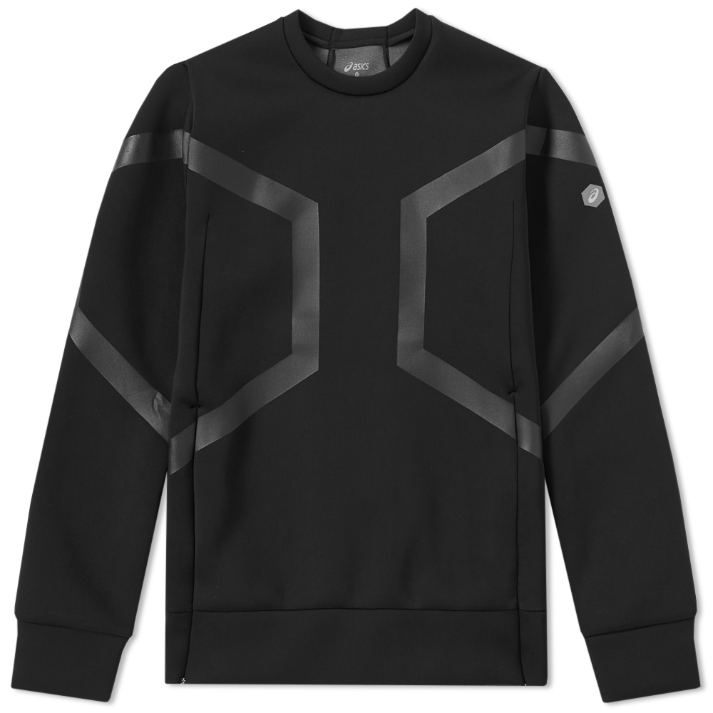 Asics Hexagon Crew Sweat