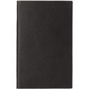 Smythson Black Panama Notebook