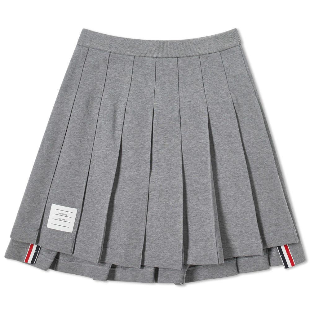 Photo: Thom Browne Pleated Mini Skirt