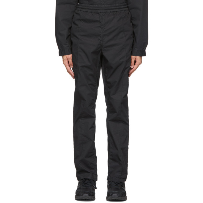 Photo: nonnative Black Easy Officer Trousers