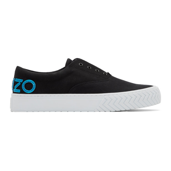 Photo: Kenzo Black Limited Edition Holiday K-Skate Sneakers