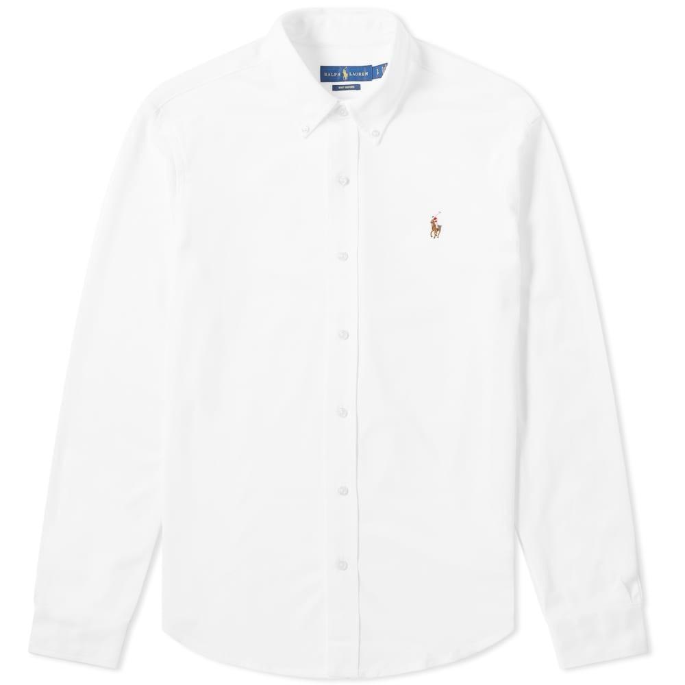 Photo: Polo Ralph Lauren Button Down Oxford Pique Shirt