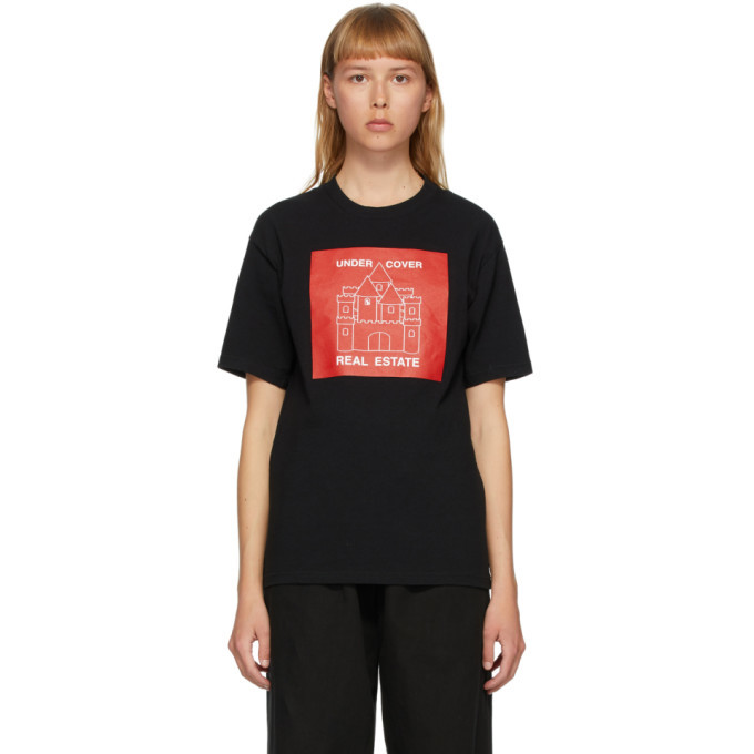 Photo: Undercover Black Real Estate T-Shirt