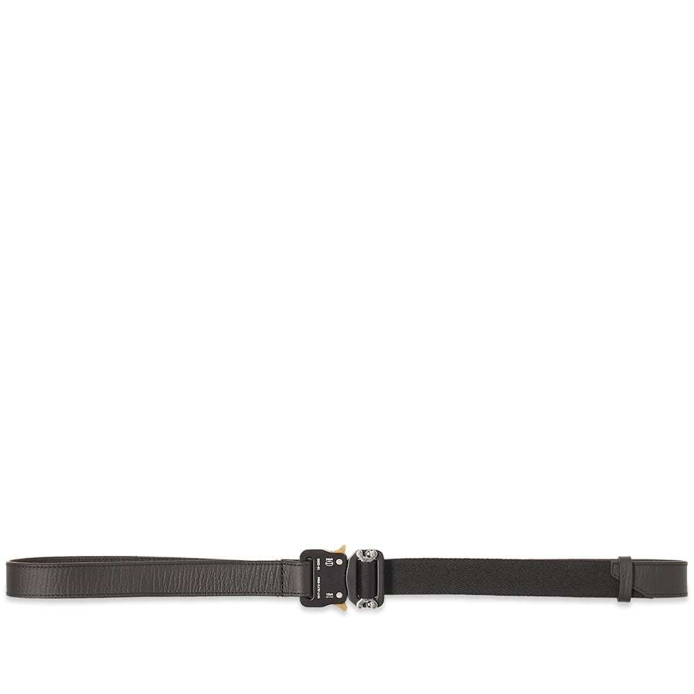 Photo: 1017 ALYX 9SM Leather Rollercoaster Belt