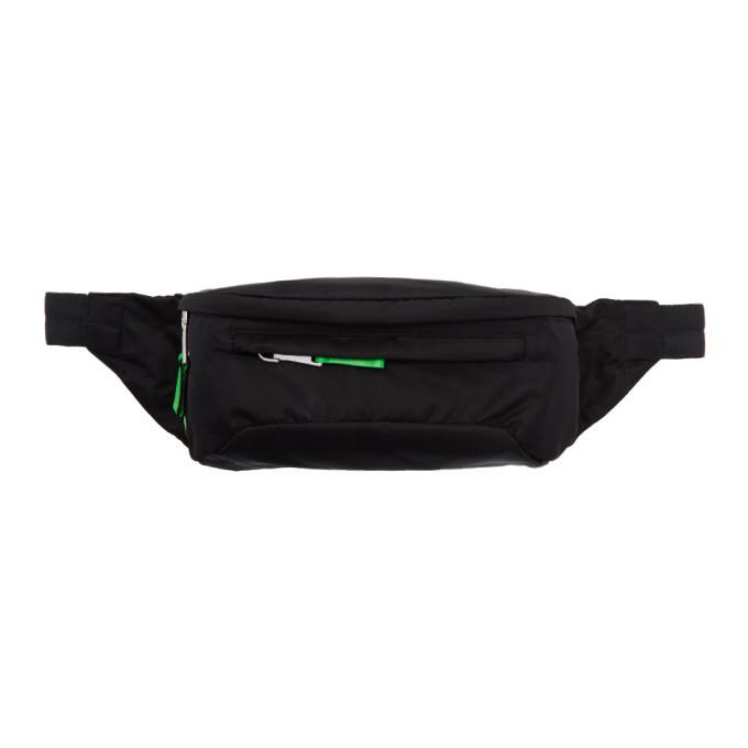 Photo: Prada Black Technical Belt Bag