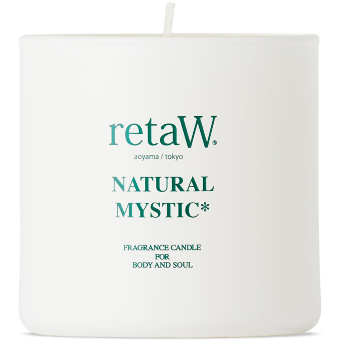 Photo: retaW Natural Mystic Fragrance Candle, 145 g