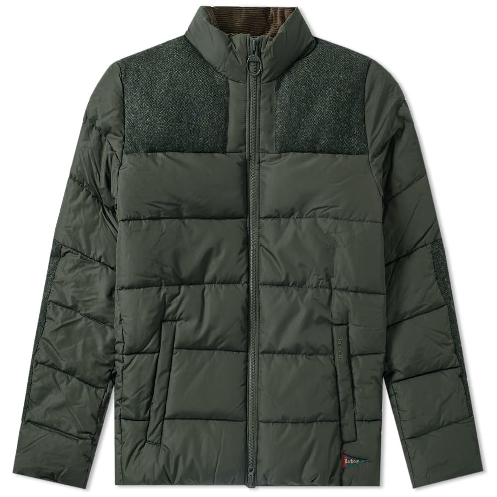 Photo: Barbour Dhow Heavyweight Quilted Jacket
