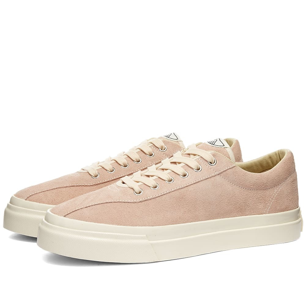 Photo: Stepney Workers Club Dellow Hairy Suede Sneaker