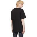 Raf Simons Black Solar Youth T-Shirt