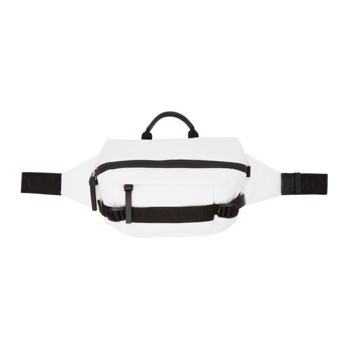 Photo: Moncler Black Argens Belt Bag