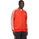 adidas Originals Red SST Track Jacket Sweater