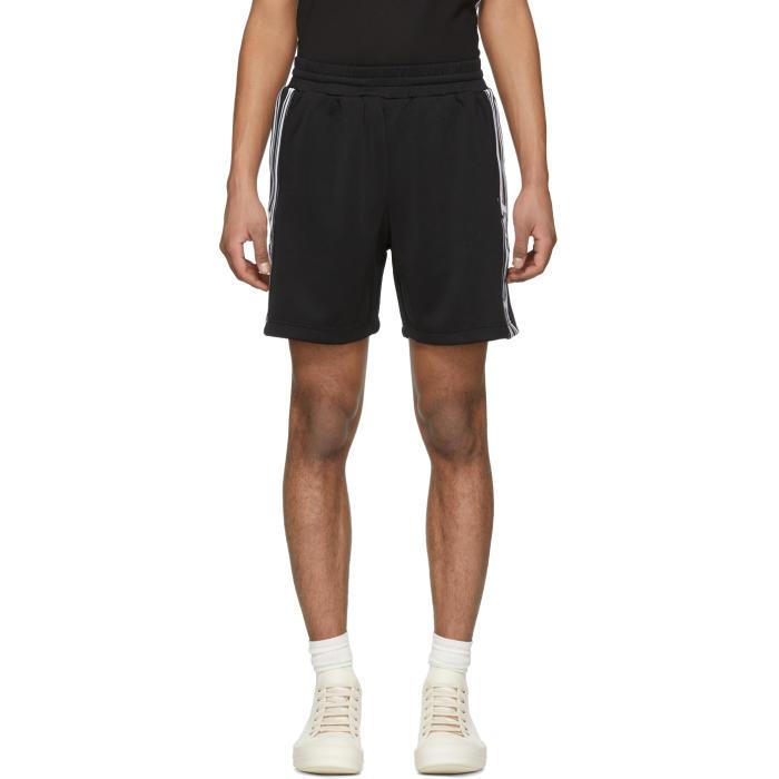 Photo: KTZ Black Line Ribbon Shorts