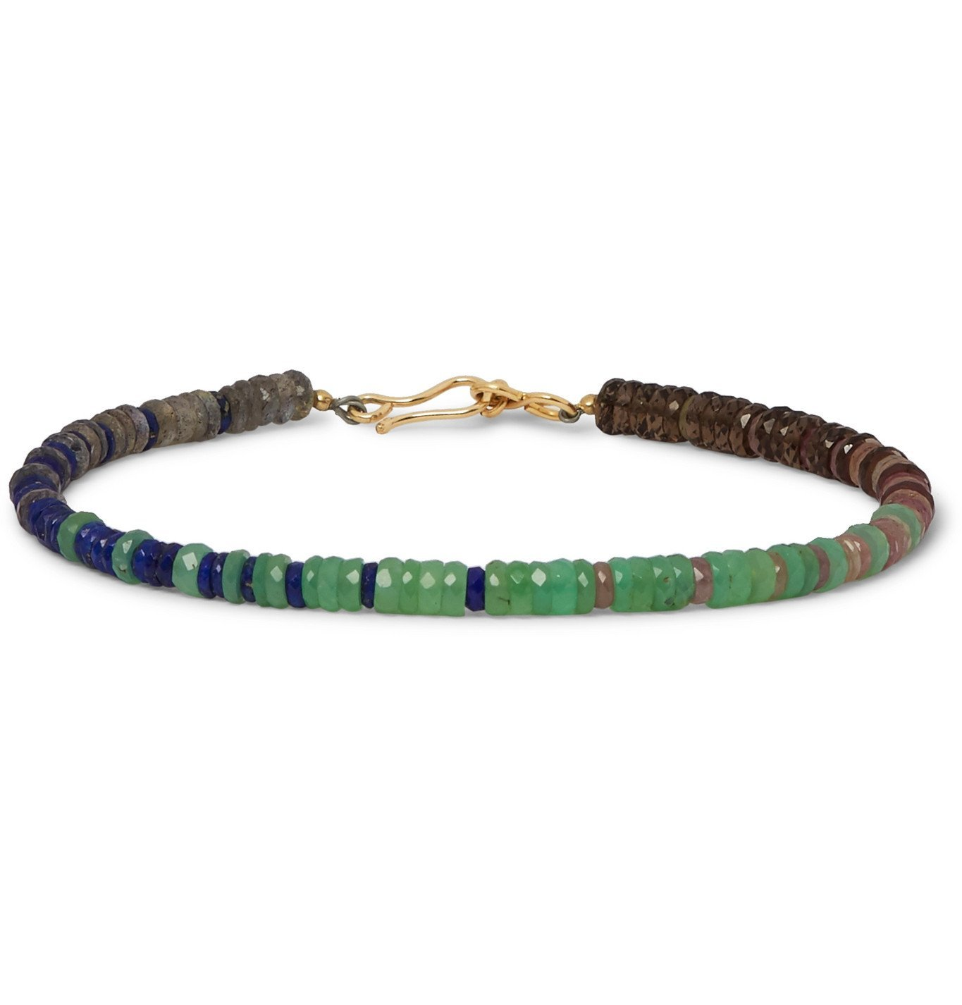 Photo: Peyote Bird - Multi-Stone Bracelet - Multi