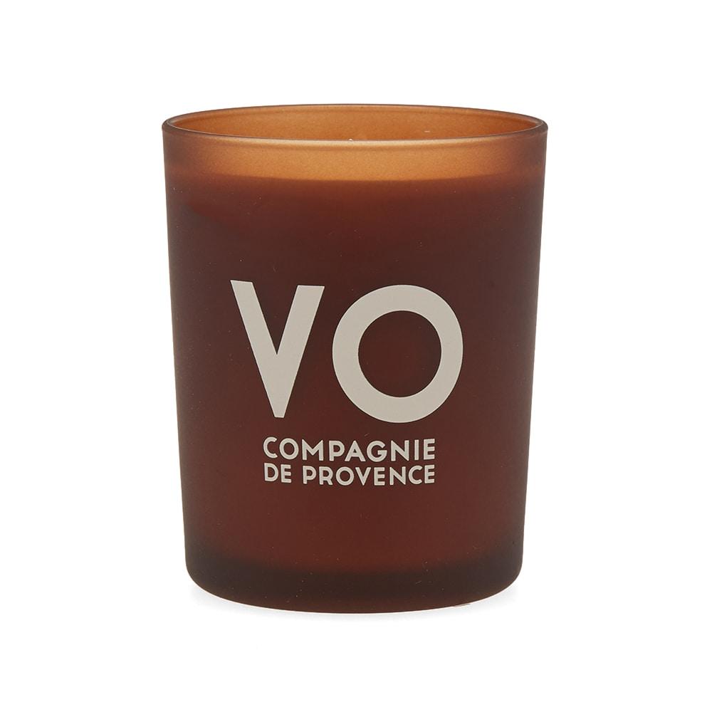 Photo: Compagnie de Provence VO Incense Lavender Scented Candle