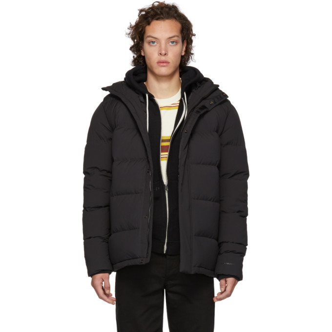 Photo: Norse Projects Black Willum Down Jacket