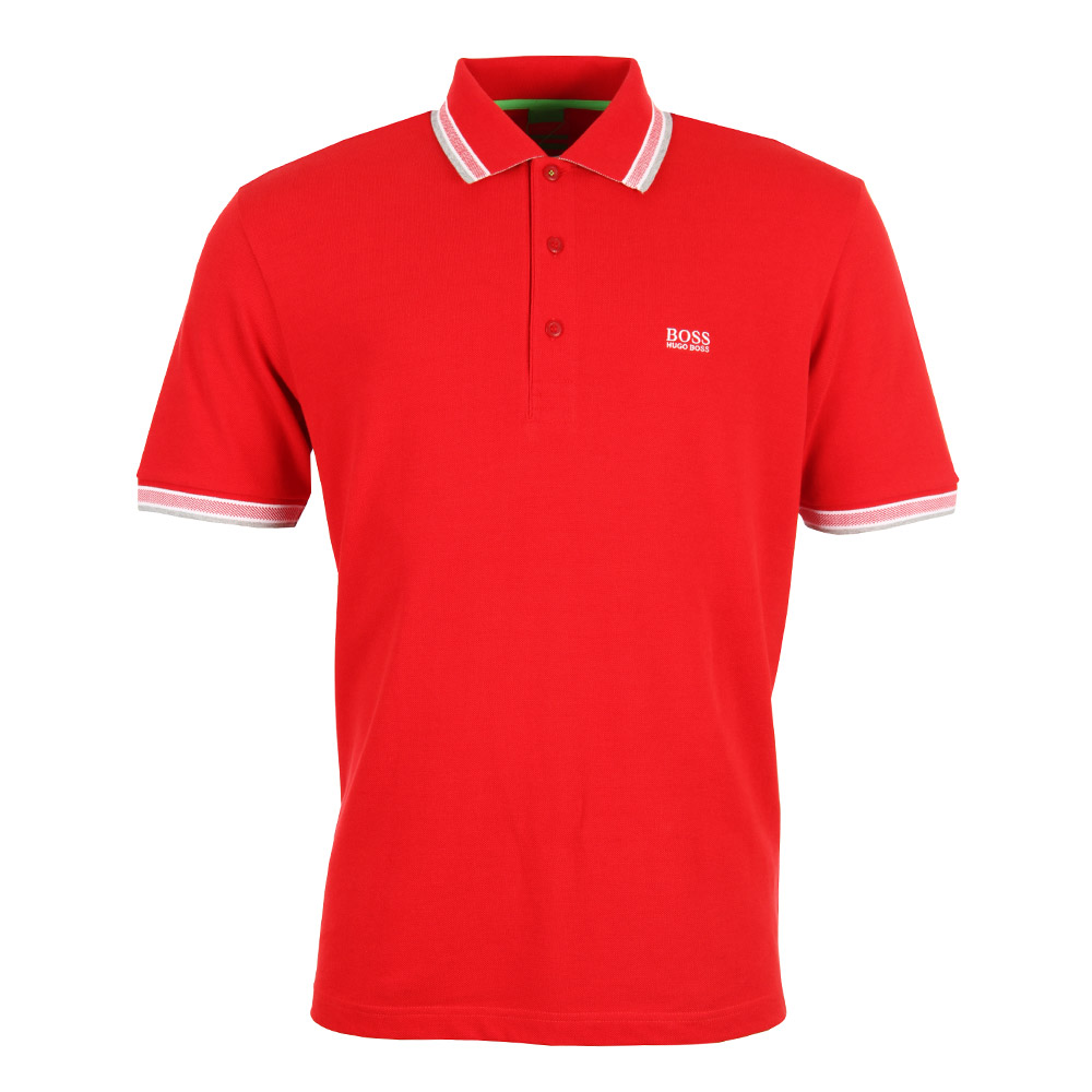 Photo: Paddy Polo - Red