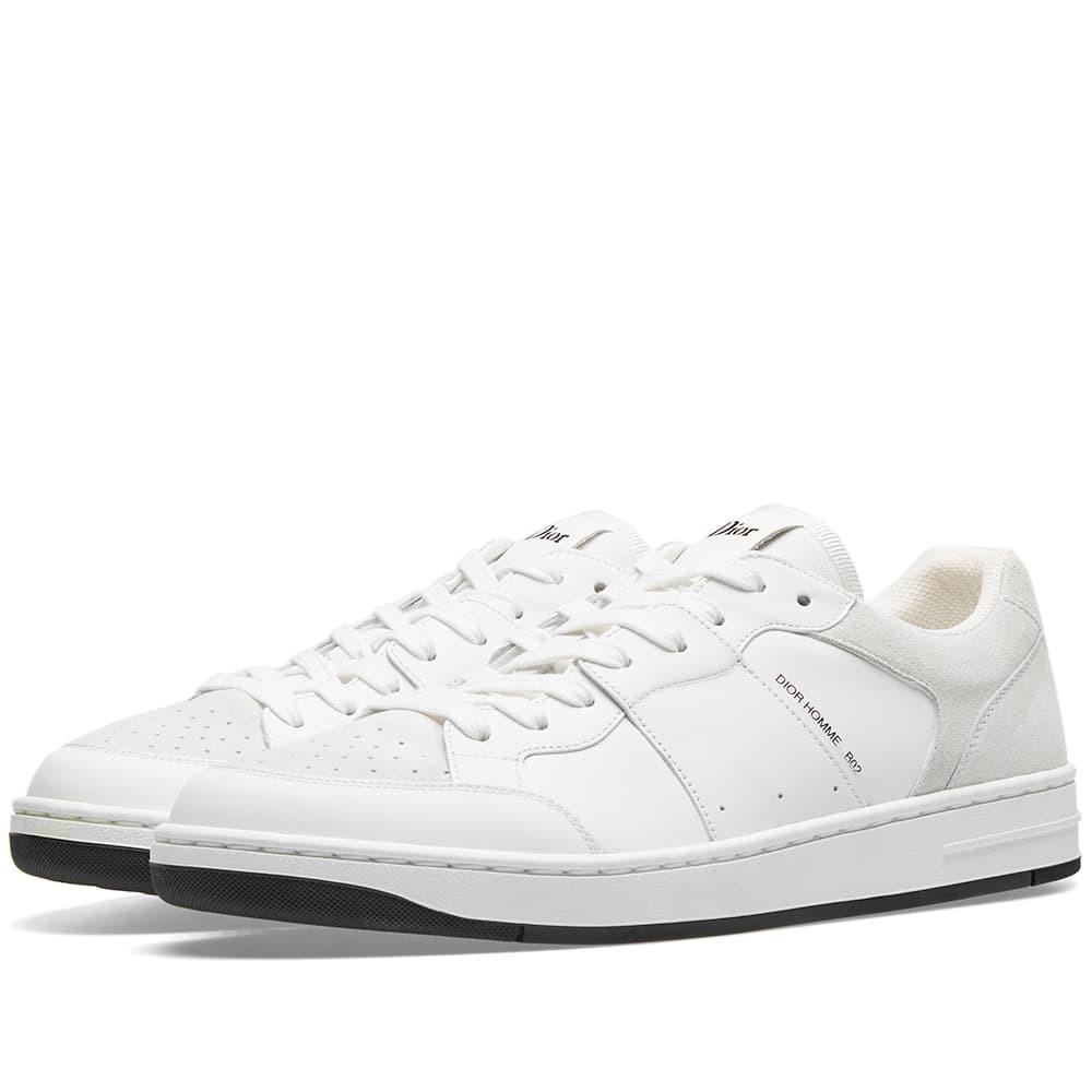 Dior Homme B02 Sneaker White \u0026 Black