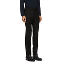 Giorgio Armani Black Cashmere Napoli Suit