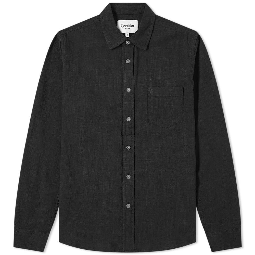 Corridor Super Slub Cotton Shirt