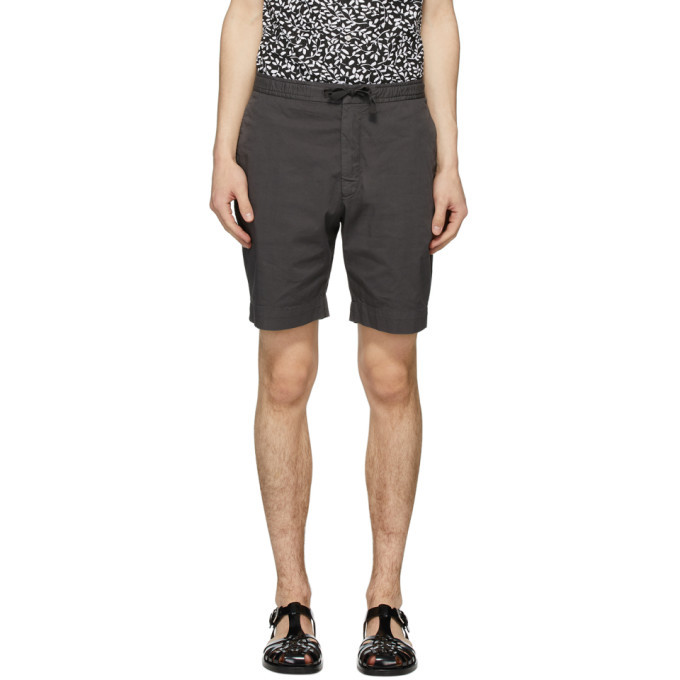 Photo: Officine Generale Grey Phil Shorts
