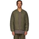 Arcteryx Veilance Green Conduit LT Shell Bomber Jacket