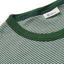 Schiesser - Karl-Heinz Slim-Fit Striped Cotton-Jersey T-Shirt - Green
