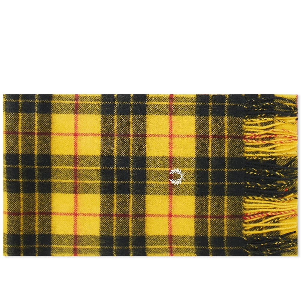 Photo: Fred Perry Authentic Tartan Scarf