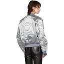 GmbH Silver Nico Bomber Jacket