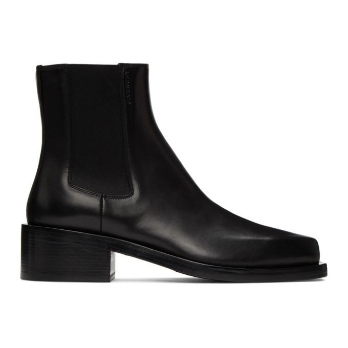 Photo: Givenchy Black Austin Show Chelsea Boots