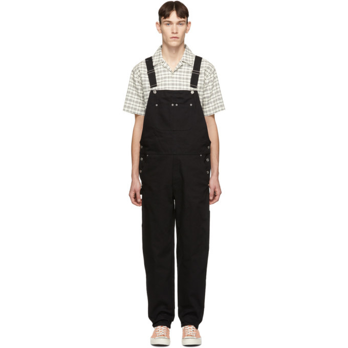 Photo: A.P.C. Black South Overalls