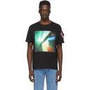 Raf Simons Black The xx Edition Pin Print T-Shirt