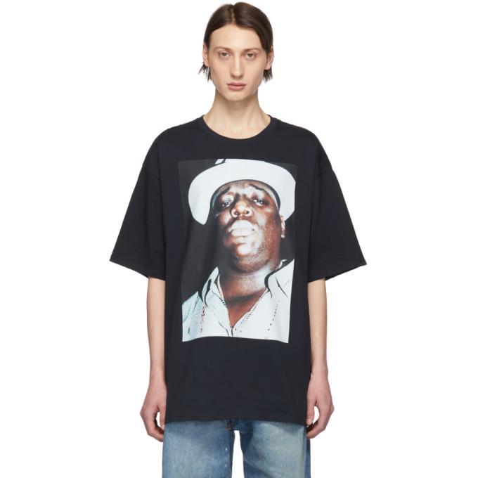 Photo: R13 Black Oversized Biggie Hat T-Shirt