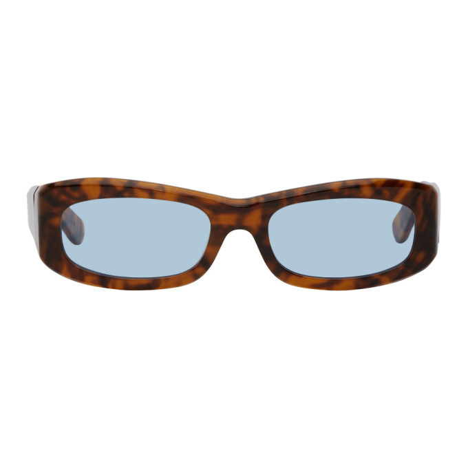 Photo: Port Tanger Tortoiseshell Tangerine Sunglasses
