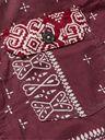 KAPITAL - Patchwork Bandana-Print Cotton Jacket - Burgundy