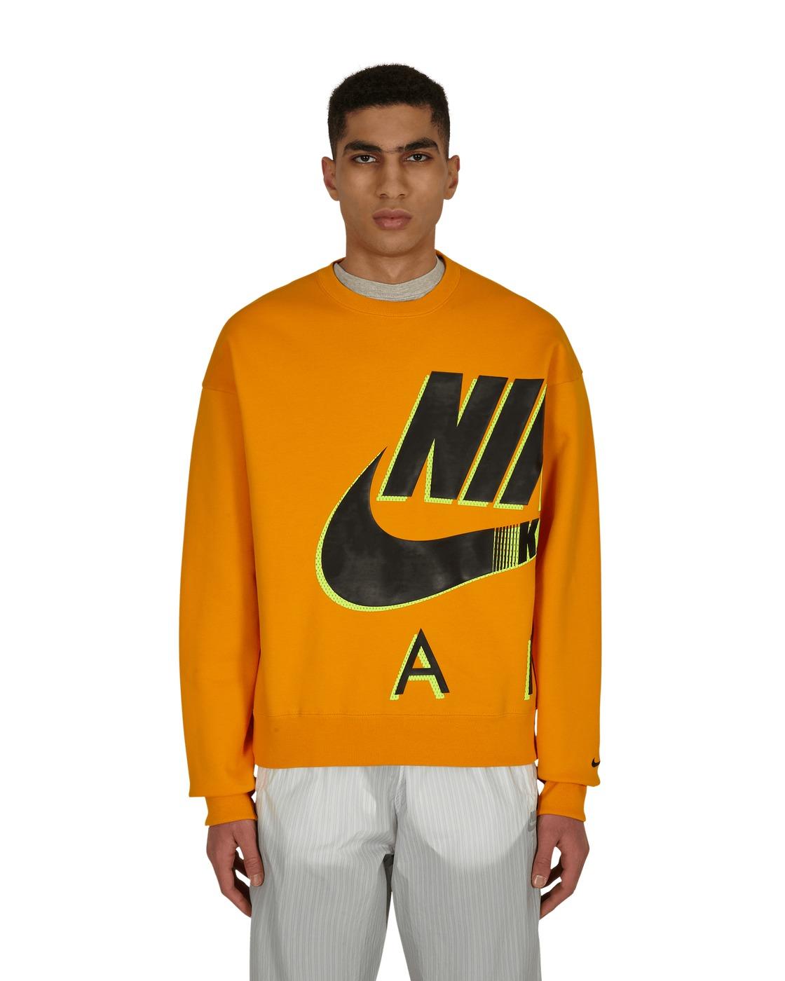 Nike Special Project Kim Jones Crewneck Sweatshirt Circuit Orange