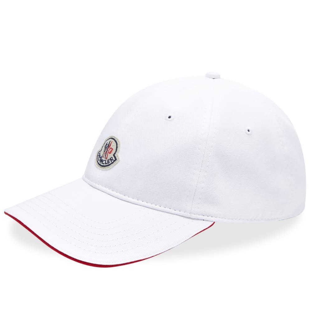 Photo: Moncler Logo Baseball Cap