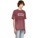 Ksubi Red Box Logo Biggie T-Shirt