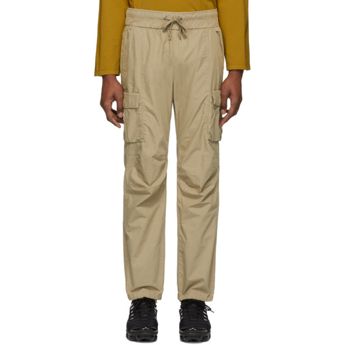 Photo: John Elliott Beige Military Cargo Pants