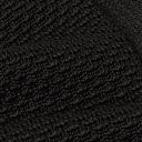 Sunspel - Ian Fleming Knitted Silk Tie - Black